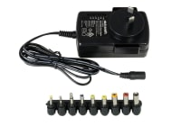 Dick Smith 3-12VDC Switchable Power Supply