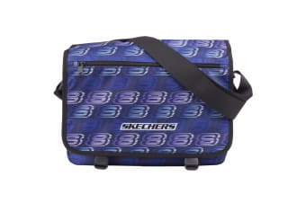 Skechers Unisex Original Messenger Bag (Blue)