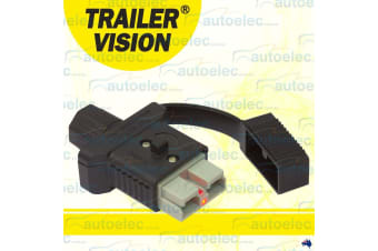 TRAILER VISION 50A LED ANDERSON PLUG COMPATIBLE CONNECTOR HOUSING TV416375-50SC