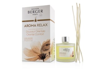 Lampe Berger Scented Bouquet - Aroma Relax (Pogostemon Cablin) 180ml/6.08oz