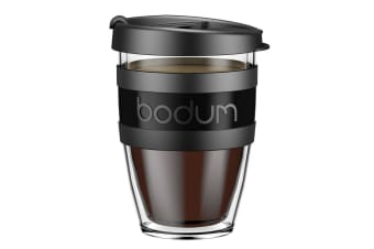 Bodum Joycup Travel Mug 300ml Cream