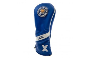 Leicester City FC Heritage Rescue Headcover (Blue/White)