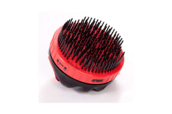 SoloGroom Solobrush (Red/Black) (One Size)