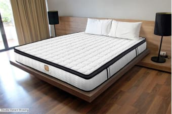 Ergopedic Latex Pocket Spring Foam Mattress (Queen)
