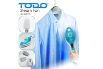 TODO 1000W Portable Steam Brush Iron / Wet and Dry Garment Steamer