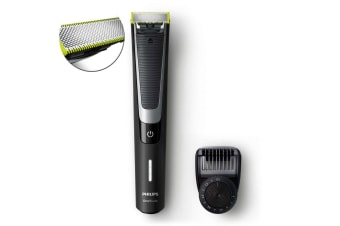 Philips QP6510 OneBlade PRO Rechargeable/Cordless Beard/Hair Trimmer/Shaver
