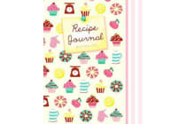 Blank Recipe Book - Recipe Journal ( Gifts for Foodies / Cooks / Chefs / Cooking ) [ Softback * Large Notebook * 100 Spacious Record Pages * Cupcakes & Candy ]