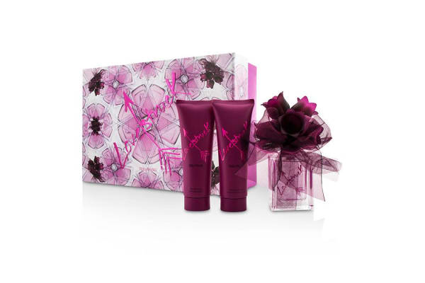 Vera Wang Loverstruck Coffret: Eau De Parfum Spray 50ml/1.7oz + Body Lotion 75ml/2.5oz + Shower Gel 75ml/2.5oz (3pcs)
