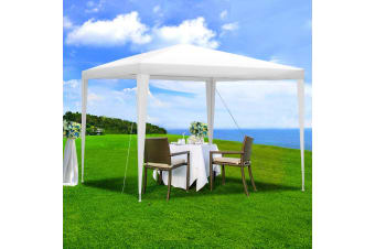 Pop Up Gazebo 3x3m Tent Party Wedding Event Marquee Canopy Camping