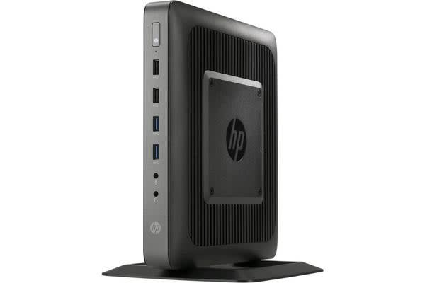 HP T520 Thin Client - AMD GX212JC - 4GB DDR3 - 32GB Flash - Win10 - Wifi