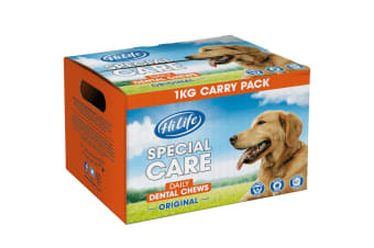 Hilife Special Care Daily Dental Dog Chews (May Vary) (1kg)