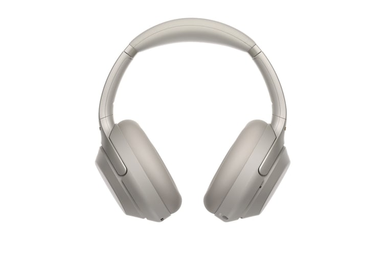Sony WH-1000XM3 Wireless Noise Cancelling Headphones (Silver)