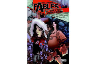 Fables - March Of The Wooden Soldiers - Vol 04