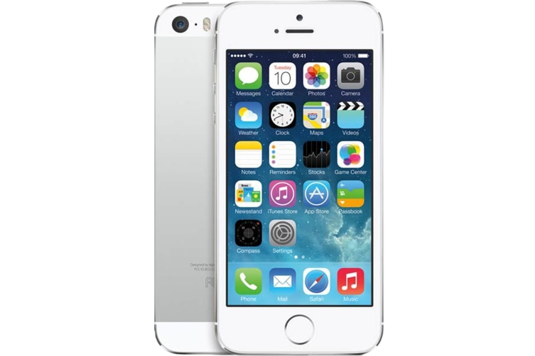 iPhone 5s - Silver 32GB - Refurbished Good Condition
