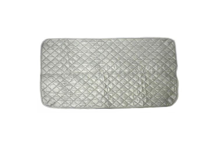 3x Iron Anywhere Portable Magnetic Ironing Mat Blanket Ironing Board Replacement