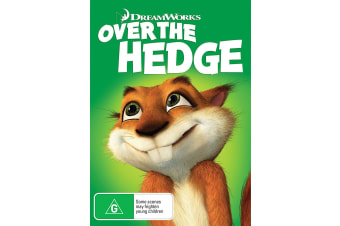Over the Hedge DVD Region 4