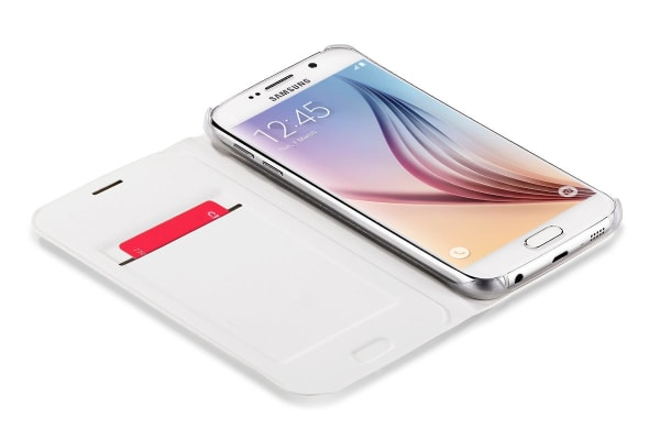 Flip Case for Galaxy S6 (White)