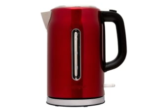Westinghouse 1.7L Kettle - Pearl Red