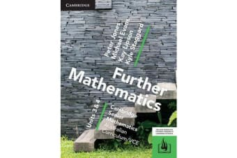 CSM VCE Further Mathematics Units 3 and 4 Revised Edition