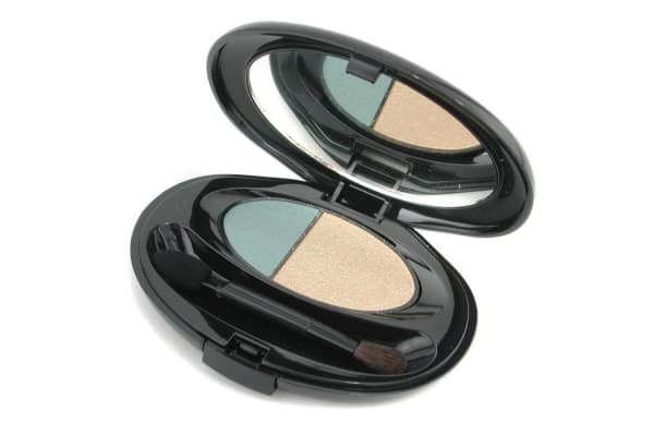 Shiseido The Makeup Silky Eyeshadow Duo - S14 Glistening Patina (2g/0.07oz)