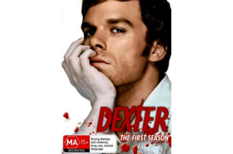 DEXTER The First Season - Series Region 4 Rare- Aus Stock DVD PREOWNED: DISC LIKE NEW