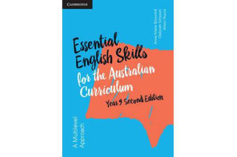 Essential English Skills for the Australian Curriculum Year 9 2nd Edition - A multi-level approach