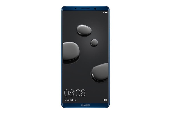 huawei mate 10 pro bla l29 dual sim 64gb midnight blue. Black Bedroom Furniture Sets. Home Design Ideas