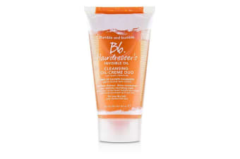 Bumble and Bumble Bb. Hairdresser's Invisible Oil Cleansing Oil-Creme Duo (For Very Dry Hair) 150ml