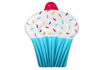 Giant Cupcake Inflatable Pool Float Airtime