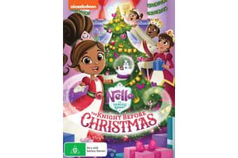 Nella the Princess Knight The Knight Before Christmas DVD Region 4