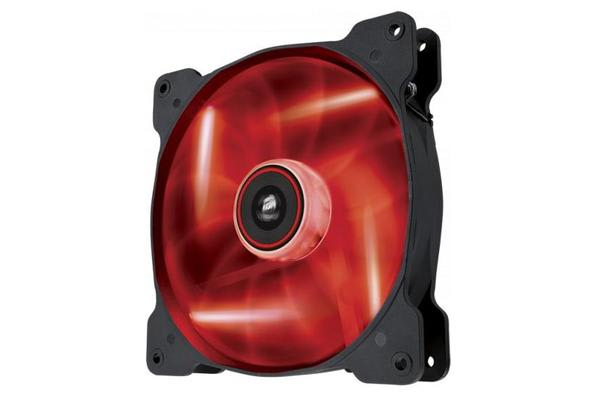 Corsair SP 140mm Fan, Red LED High Static Pressure 3 PIN