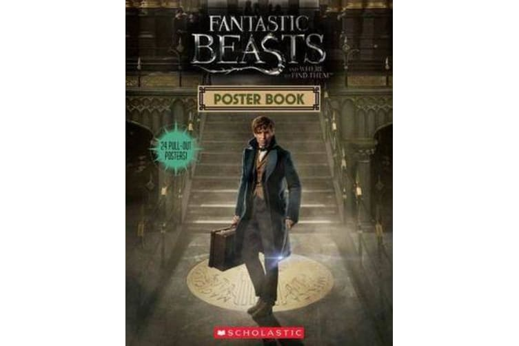 Fantastic Beasts and Where to Find Them - Poster Book