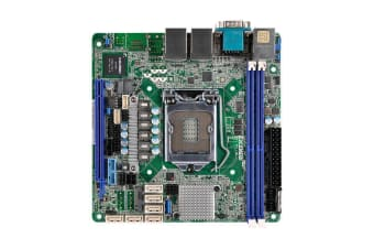 ASRock Rack E3C236D2I Server Motherboard