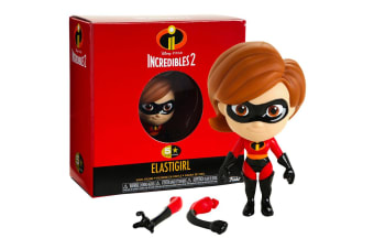 Incredibles 2 Elastigirl 5-Star Vinyl