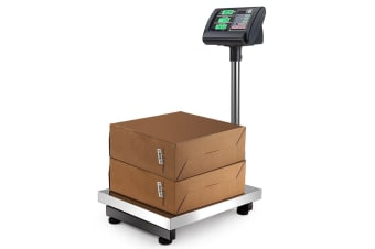MITSUKOTA 300KG Electronic Digital Platform Scales Postal Market Shop Scale