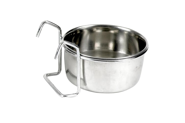Caldex Classic Hook On Stainless Steel Coop Cup (Metal) (300ml)