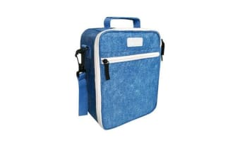 Sachi Style 225 Insulated Lunch Bag Denim