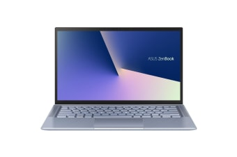 "ASUS ZenBook 14 UX431FN-AM060R Blue Metal Colour Business Ultrabook 14"" FHD screen in a 13"" Chassis"