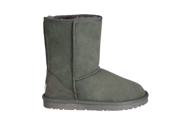 eda3fa043bb OZWEAR Connection Classic 3/4 Ugg Boots (Charcoal, Size 5M/6W US) | Boots