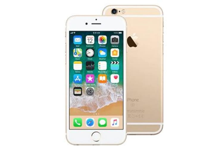 Used as Demo Apple iPhone 6 64GB 4G LTE Gold (6 month warranty + 100% Genuine)