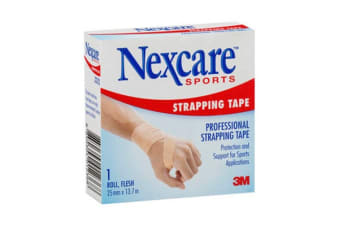Nexcare Sports Strapping Tape Flesh (25mm x 13.7m)