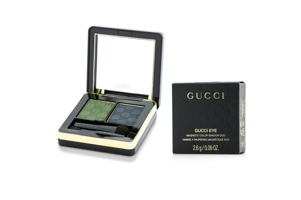 Gucci Magnetic Color Shadow Duo - #080 Malachite (2.6g/0.09oz)