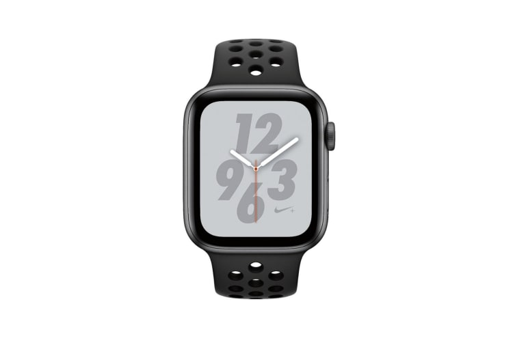 Apple Watch Nike+ Series 4 GPS 44mm Space Gray Case Anthracite/Black Nike Sport Band