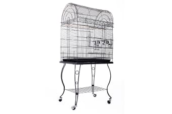 Large Durable Bird Cage w/Wheels