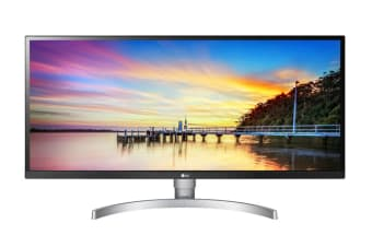 "LG 34"" 21:9 2560x1080 Full HD UltraWide IPS LED Monitor with HDR 10 (34WK650-W)"
