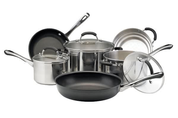RACO Contemporary 6 Piece Cookware Set