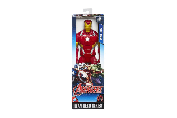 Avengers - Iron Man Titan Hero