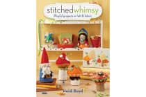 Stitched Whimsy - Embellished Fabric and Felt Accessories, Accents and Gifts