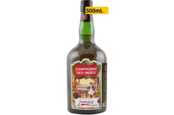 Compagnie des Indes Jamaica Navy Strength 5 Year Old 500mL Bottle