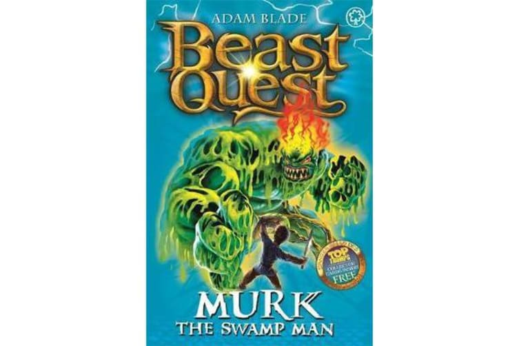 Beast Quest: Murk the Swamp Man - Series 6 Book 4